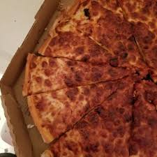 photo of round table pizza san leandro ca united states burnt pizza