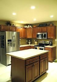 recessed lighting in kitchens ideas kitchen can lighting ideas recessed lights in kitchen attractive best lighting