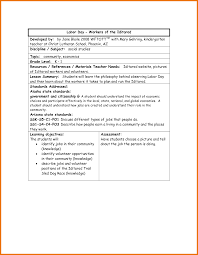 kindergarten lesson plan template assistant cover letter 5 kindergarten lesson plan template