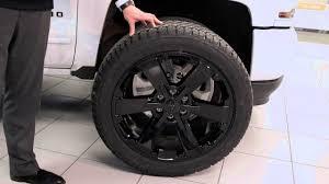 Chevrolet Silverado Accessories for 2016 - BEFORE the Install ...