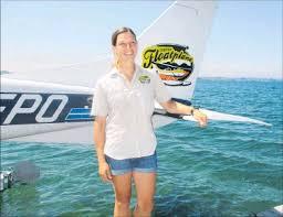Float plane pilot airborne - PressReader
