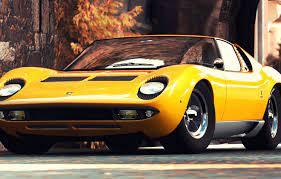 Wallpaper Auto, Yellow, Lamborghini ...