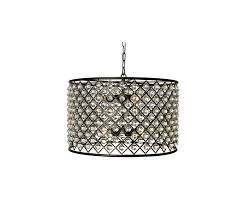 crystal drum chandelier crystal drum chandelier black light up my home crystal chandelier with white drum