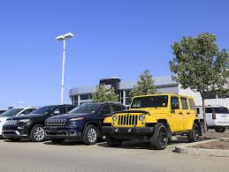 jeep preowned
