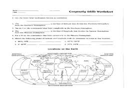 Free Printable Geography Worksheets For 7Th Graders - Alleghany Trees