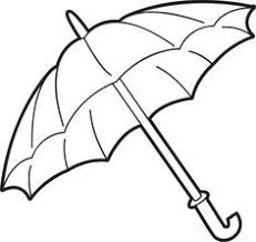 Small Picture umbrella coloring book page template for sprinklebabyshower