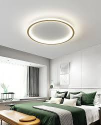 minimalist bedroom led ceiling light