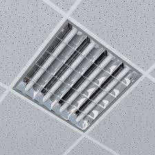 사무실 천장 램프 3d 모델 turbosquid