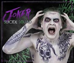diy jared leto joker from squad cosplay and makeup tutorial costumes