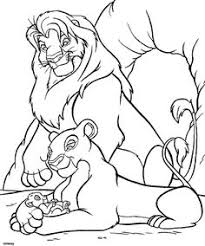 Small Picture Printable lion king coloring pages Places to Visit Pinterest