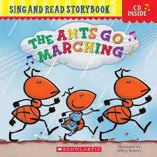 The Ants Go Marching (Sing and Read Storybook) : Scherer, Jeffrey ...