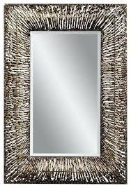 Alluring Rectangle Wall Mirror Design Inspiration Of Stamped  Decorative Mirrors Metal Rectangular  Sjcgscinfo