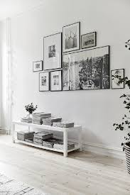 home ideas and inspirations wall art and frames black and white gallery wall for a white on black white framed wall art with home design ideas and inspirations wall art and frames
