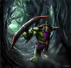 levianthan the tidehunter affectionately called as levi by the