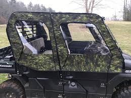 kawasaki mule pro fxt side enclosures view full size