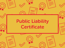 Example Of Share Certificate Inspiration Public Liability Insurance Certificate Simply Business