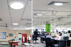 natural light office. natural lighting applications light office f