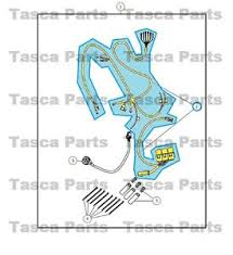 brand new oem mopar fog light lamp wiring harness 2009 2013 jeep image is loading brand new oem mopar fog light lamp wiring