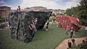 go rock climbing in london