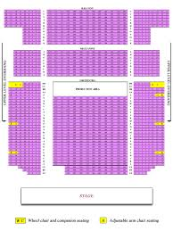 Oxnard Performing Arts Center Seating Chart 15 Giants Seating Chart Consulting Proposal Template