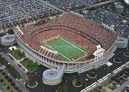 New Arrowhead Stadium Seating Chart Arrowhead Stadium Kansas City Mo Seating Chart View