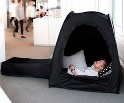 Pop Up Napping Pod