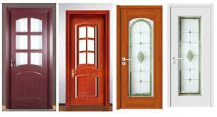 fine decoration wood door with glass insert interior bathroom doors