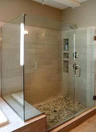 glass shower door showers doors side seal rubber s clear seal strip