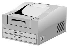 computer printer clipart. hp laser printer clip art computer clipart i