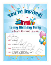 Birthday Party Invitation Pin By Shikha Khullar On Birthday Invitation