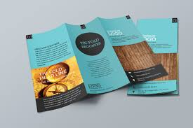 How To Design A Bifold Brochure Make Creative Unique Flyers Bifold Brochure Trifold Brochure For 10