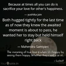 Meaning Of Love Quotes Simple The Meaning Of True Love Quotes Writings By Lakshya Patwa