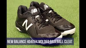 new balance 4040v4. new balance 4040v4 low men\u0027s molded baseball cleat review