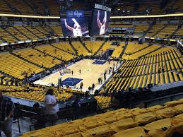 Pacers Game Seating Chart Bankers Life Fieldhouse Section 19 Row 34 Seat 24 Indiana
