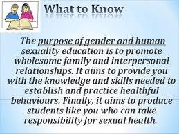 gender and sexuality power point presentation 9 the purpose of gender and human sexuality