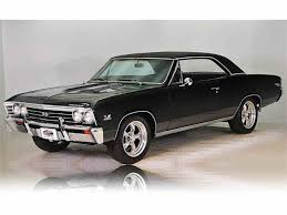 1967 Chevrolet Chevelle SS for Sale | ClassicCars.com | CC-733816