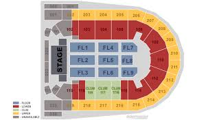 Mohegan Sun Pocono Seating Chart Mohegan Sun Arena At Casey Plaza Wilkes Barre Tickets