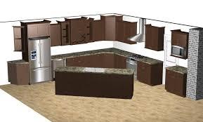 Sketchup Kitchen Design Mesmerizing Design Software ProKitchen 48 SketchUp DesignEric