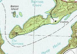 Bartons Cove Depth Chart Bartons Cove Humminbird Chartselect
