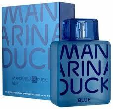 <b>Mandarina Duck Blue</b> for <b>Man</b> 3.4 Oz EDT 100ml Spray for sale online
