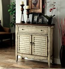 Amazon Furniture of America Camina Vintage Style Storage