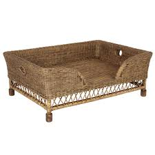 wicker dog bed. Fine Bed View The Complete Range Rattan Mattaban Pet Bed Large  And Wicker Dog Bed D