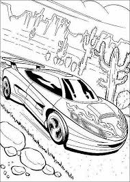 Rocket League Cars Coloring Pages All About Coloring Page