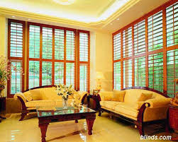 icon plantation shutters on sunroom windows