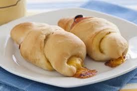 Ham And Cheese Roll Ups Rhodes Bake N Serv