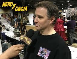 Nerdgasm 092: Greg Weisman on Young Justice   Nerdgasm Podcast