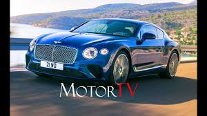 2018 bentley sports car. beautiful bentley the official all new 2018 bentley continental gt l film to bentley sports car