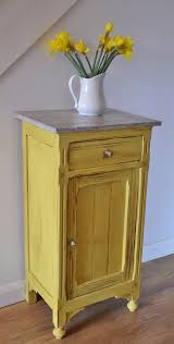 yellow furniture. English Yellow By Annie Sloan With Clear And Dark Wax To Bring Out The Details Furniture T