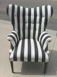 black and white striped accent chair home ideas black and white striped accent chair unique striped black and white accent chair with tufted