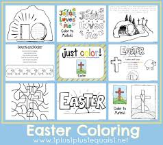 Just Color Easter 1111